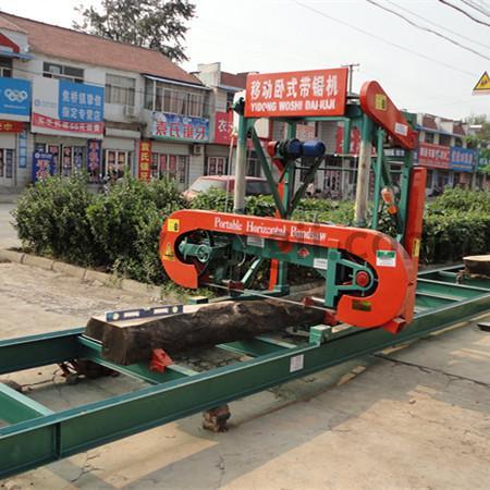 Portable Large Wood Log Sawmill Machine