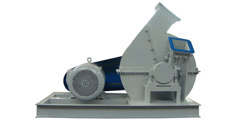 Disc Wood Chipper