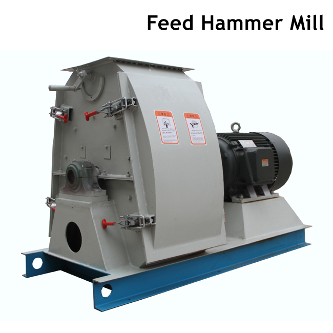 Multifunctional Poultry Feed Grinder Hammer Mill Crusher