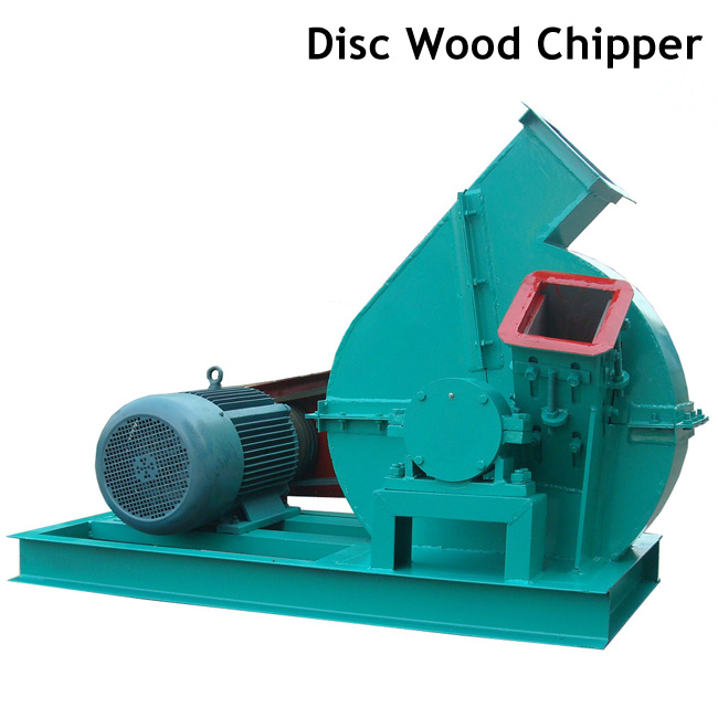 Good Quality Disc Wood Chipper for Paper Making Mill