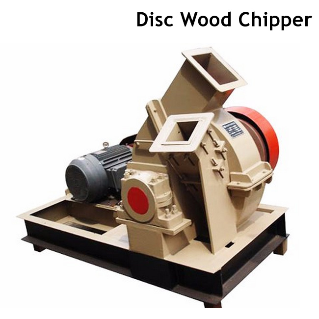 Factory Price Industrial Wood Chipper Wood Chips Making Machine