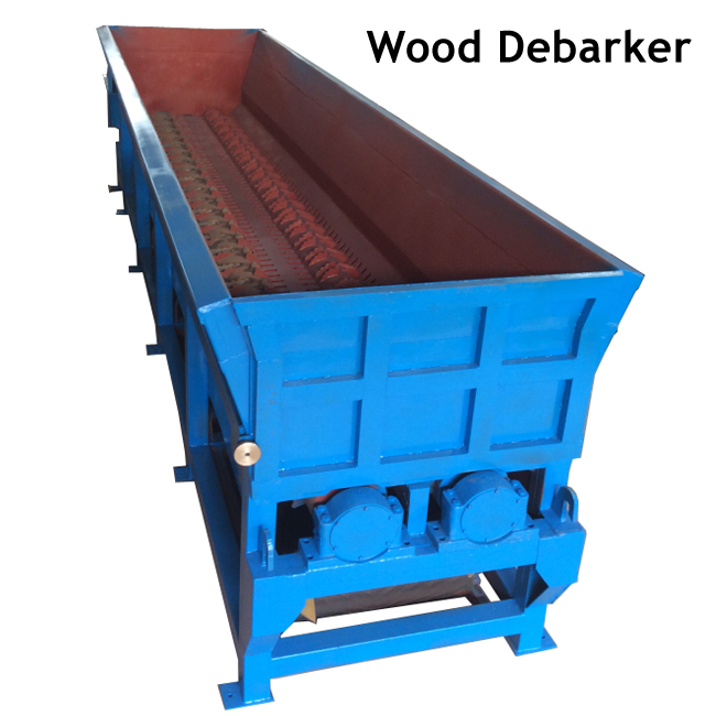 Automatic Log Debarker Wood Peeler Machine for softwood and hardwood