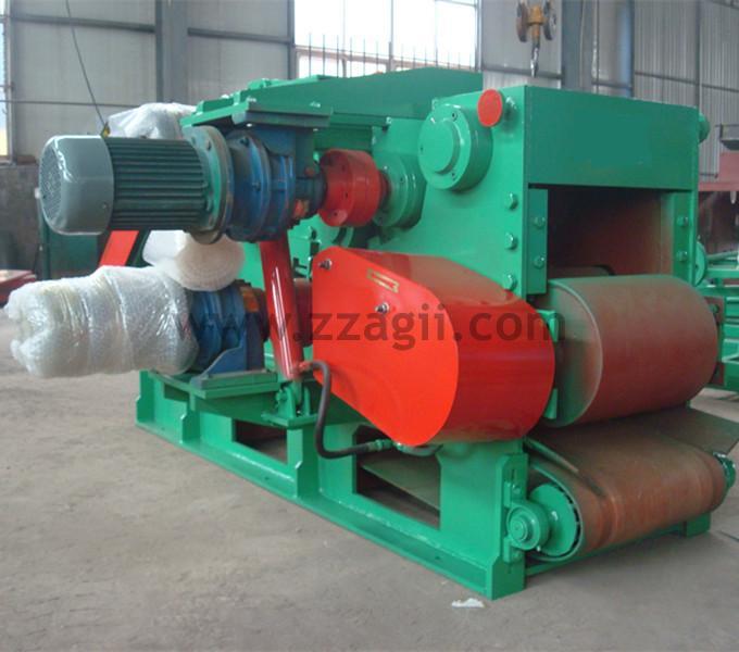 High Output Wood Chipping Crushing Machine