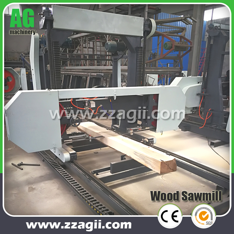 China Portable Large Wood Log Sawmill machine
