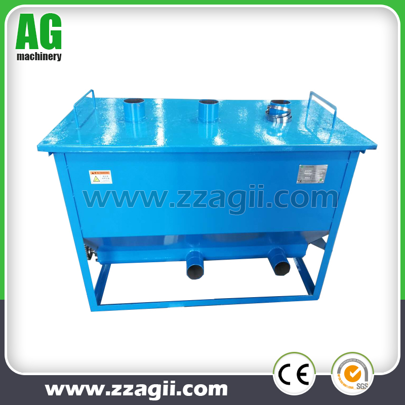 High quality Wood Portable Air Cooler Machine Wood Pellet Cooler Machine