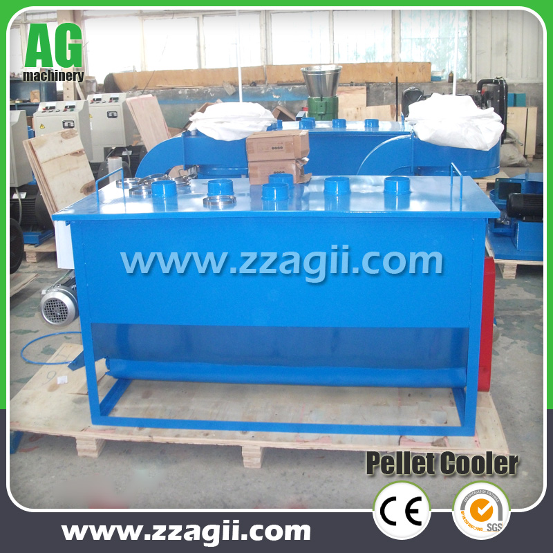 Chinese Factory Hot Sale Horizontal Cooler  Wood Pellet Cooler Machine