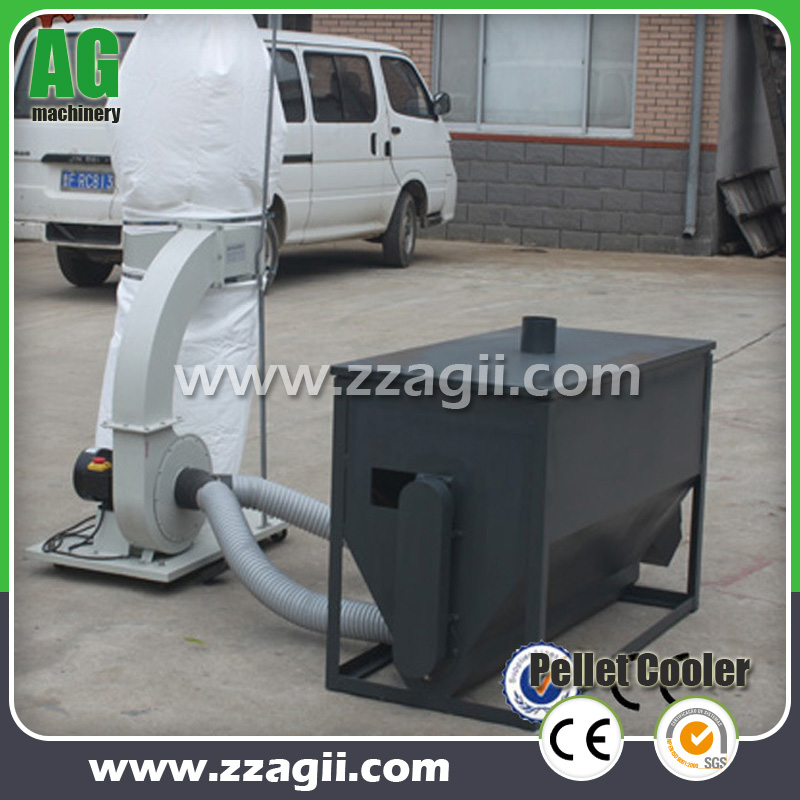 Reliable Quality Automatic Wood Feed Pellet Cooler Poultry Feed Pellet Cooler