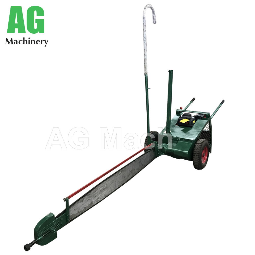 Factory Supply Wholesale Chain Saw log Slasher Machine