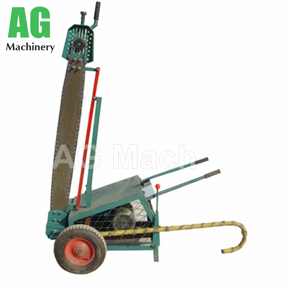 Factory Directly Mobile Wood Working Machine Wood Slasher