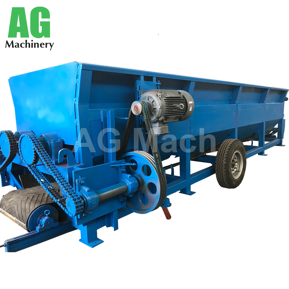 Double Roller Wood debarker Log debarking Machine