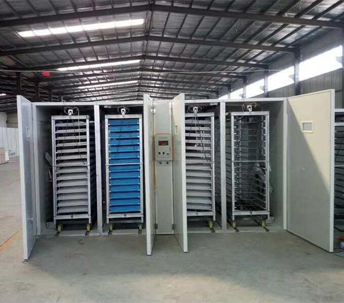 2112 Egg Incubator with Ce Certificate Good Hatching Machine