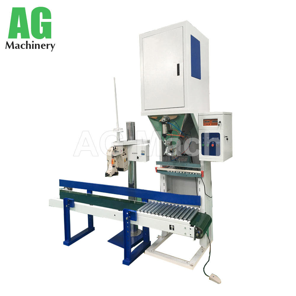 10kg 25kg 50kg Automatic Weight Granule Packaging Machine