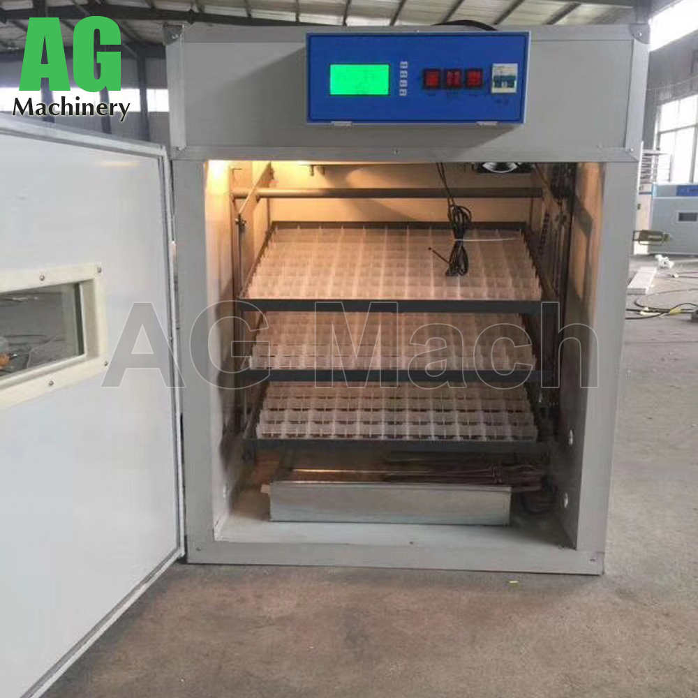 High Hatching Rate Egg Incubator Livestock Incubation Equipment for Sale