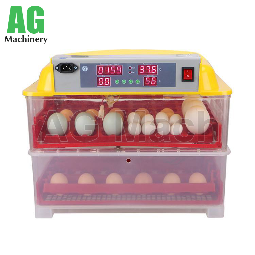 Ce Certified Mini Automatic Egg Incubator Made in China