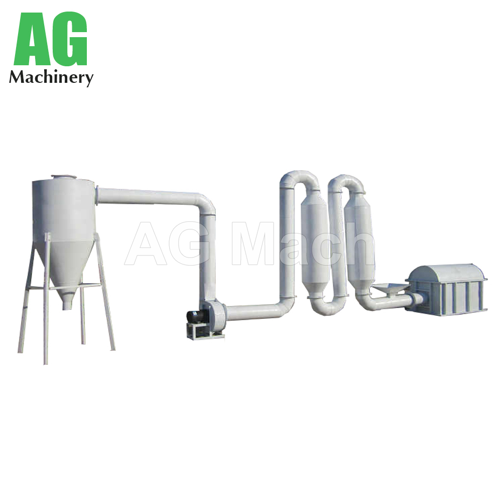 Direct Factory Price small-scale industrial dryer and gas pipe sawdust dryer and pipe air dryer machine