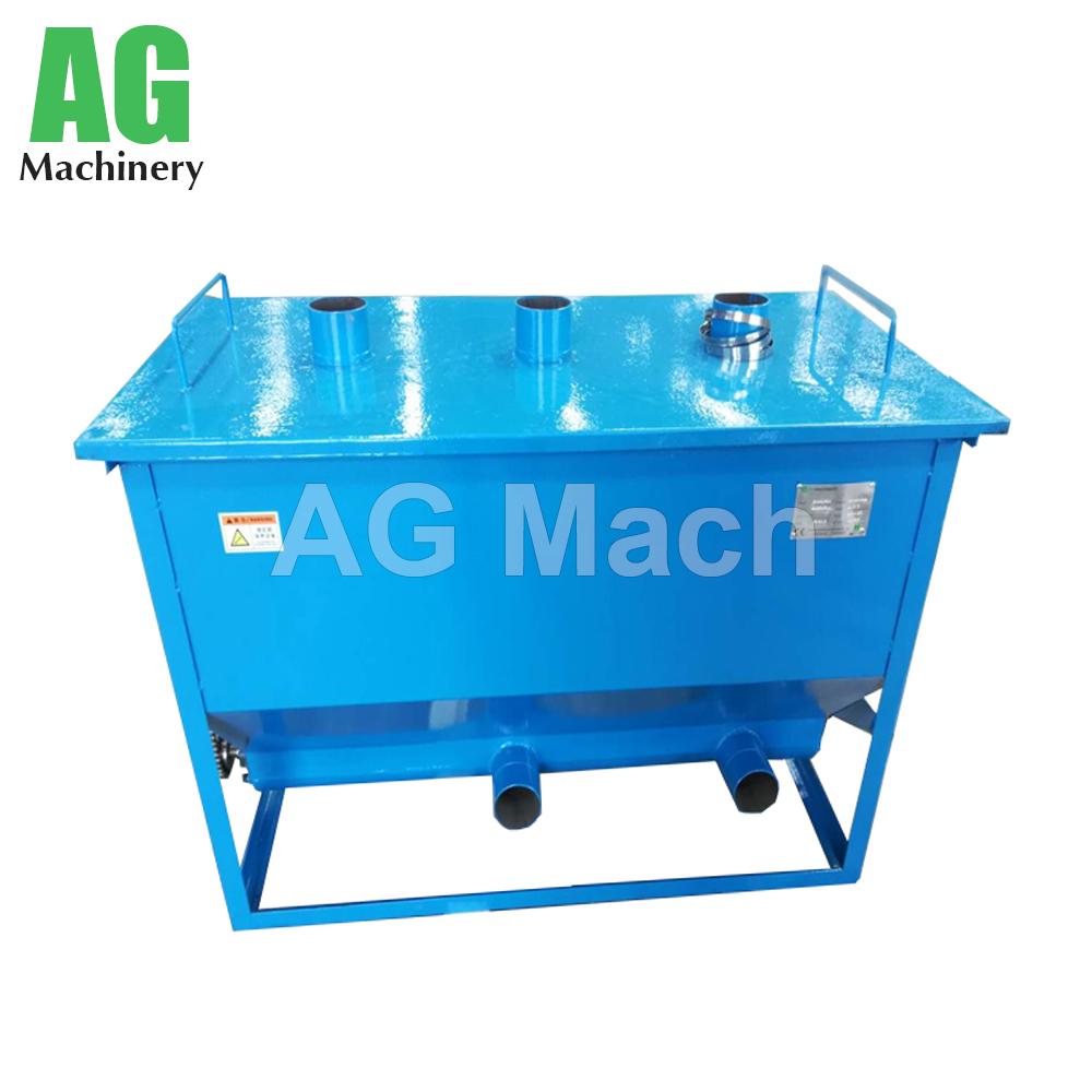 Factory Directly Horizontal Air Cooler Sawdust Pellet Cooler Machine