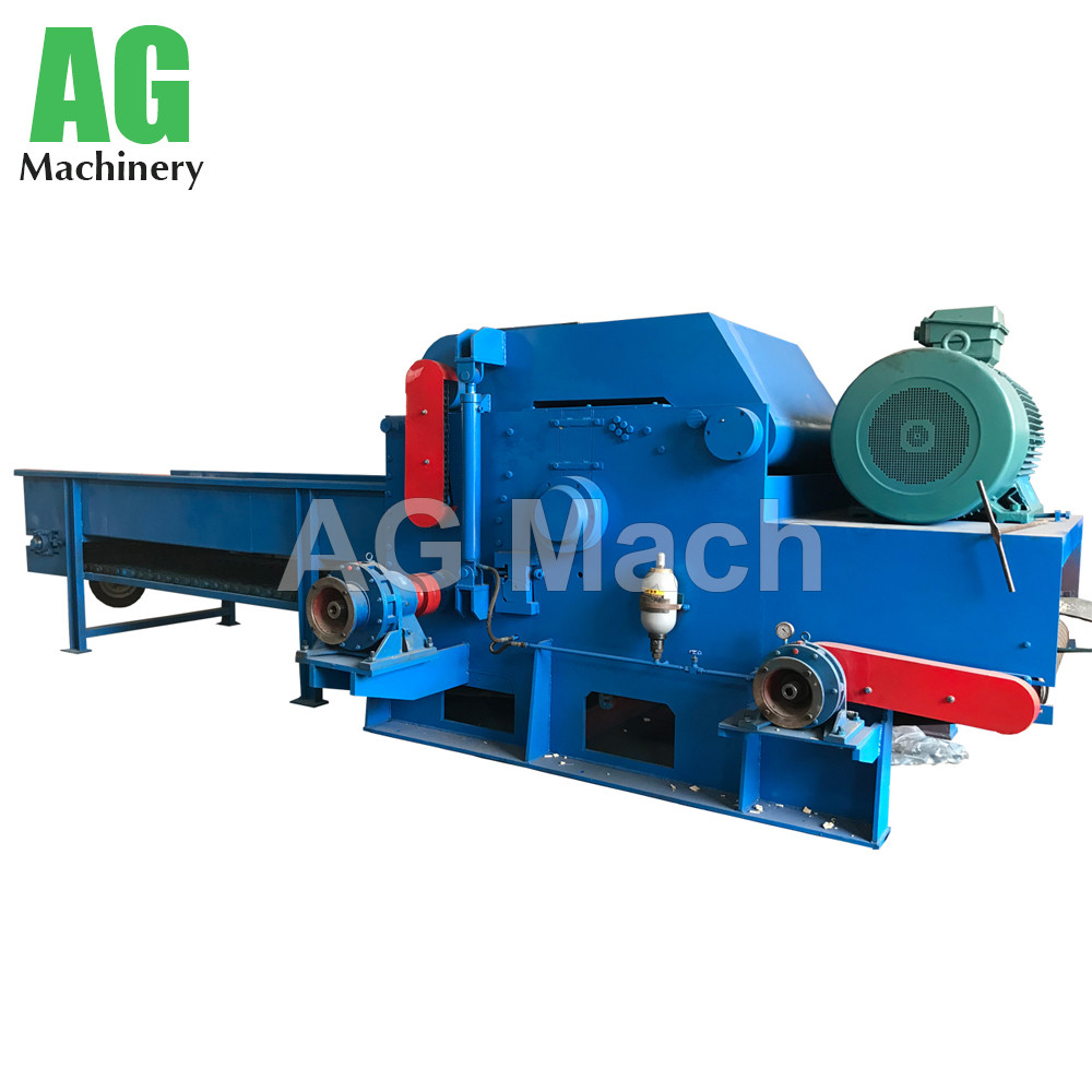 Large Model Hot Selling Professional Wood Chipping Machine with CE